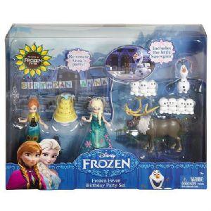 Disney Frozen Fever Birthday Party Set